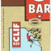 Clif Bar Energy Bar, Chocolate Brownie, 2.4-Ounce Bars, 12 Count