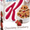 Kellogg's Special K Cereal, Chocolate Strawberry, 11 Ounce