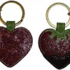 Coach Key Chain Fob Chocolate Covered Strawberry