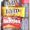 Mars M&M Mars Single Bar Variety Pack (Pack of 30)