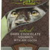 Endangered Species Panther, Extreme Dark Chocolate (88%), 10-Count Individually Wrapped Pieces (Pack of 6)
