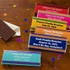Personalized Birthday Party Favors – Candy Bar Wrappers