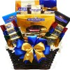 Art of Appreciation Gift Baskets Summer Gift Basket (Ghirardelli Chocolate Lovers)