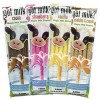 4 Packs Official Got Milk Magic Flavored Straws – Chocolate, Vanilla, Cookies & Cream and Strawberry – (24 Straws total)