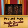 Shakespeare's Chocolate Double Chocolate Overload Pretzel Rods