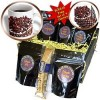 Florene Food n Beverage – Decorated Chocolate Cake – Coffee Gift Baskets – Coffee Gift Basket