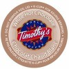 Timothy's WHITE HOT CHOCOLATE – 12 K-Cups