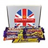 Cadbury Selection Box of 10 Full Size British Chocolate Bars
