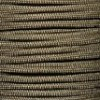 550lb Military Spec Paracord/Parachute Type 3 with 7 Internal Strands Made By A Government Approved Supplier in The U.S.A. (Chocolate Brown, 50 Feet)