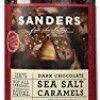 Sanders Dark Chocolate Sea Salt Caramels – 36 ounces (2.25 pounds)