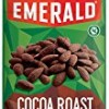 Emerald Cocoa Roast Almonds, 5 Ounce Stand Up Resealable Bag