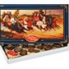 Chocolate Candy Russian Troyka Decorated Luxury Gift Box, 3 Types of Chocolate Covered Fondant Candies, 12.35 oz / 350 g (4)