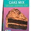 Pamela's Products Gluten Free Cake Mix, Chocolate, 21-Ounce Packages (Pack of 6)