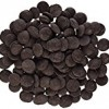 Oasis Supply Mercken's Chocolate Wafters Candy Making Supplies, Dark, 10 Pound