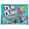 Dum Dums Easter Bunnies Pops 10.5 oz. Bag (30 Pops)