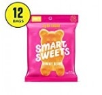 SmartSweets Gummy Bears Fruity Candy With Lower-Sugar (3g) & Minimal Calorie (90)- Totally free of Sugar Alcohols & No Synthetic Sweeteners, Sweetened With Stevia, 1.eight Ounce (Pack of 12)