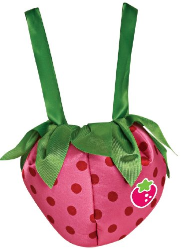 Strawberry Shortcake Trick or Treat Bag Purse