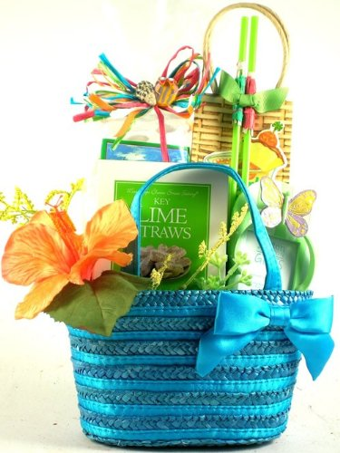 Lifes a Beach! Elegant Gift Tote for Her