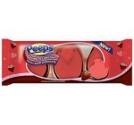 Peeps Strawberry Creme Marshmallow Dipped in Mik Chocolate