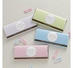 Personalized Candy Bar Wrappers – Polka Dots