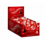 Lindt Lindor Truffles Milk Chocolate, 60-Count Box