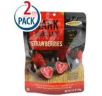 Mrs. May's Naturals Dark Chocolate Covered Strawberries — 3.5 oz Each / Pack of 2