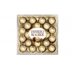 Ferrero Rocher Diamond Gift Box, 24-Count