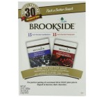 Brookside Chocolates, Dark Chocolate Acai and Pomegranate, 30 Count