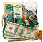 Art of Appreciation Gift Baskets Thanks A Million Gift Tote