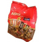 Mars Minis Mix Variety Candy – 52 oz