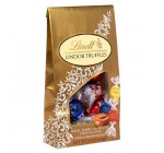 Lindt Lindor Truffles Assorted Milk, Dark & White Chocolate with Smooth Filling 5.1 Oz
