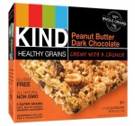 KIND Healthy Grains Granola Bars, Peanut Butter Dark Chocolate, 5 Count (Pack of 3)
