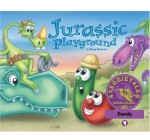Jurassic Playground – VeggieTales Mission Possible Adventure Series #4: Personalized for Candy