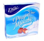 Ptasie Mleczko Chocolate Covered Creamy Marshmallow (birds milk chocolate), 14.8 Oz