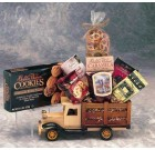 Executive Antique Truck Gift Basket – Medium