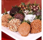 Ultimate Belgian Chocolate Covered Strawberries – 12 Count