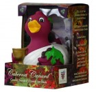 Cabernet Canard: Wine Lovers Rubber Ducky Limited Edition Celebriduck