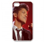 Bruno Mars Snap-on Hard Case Cover Skin compatible with Apple iPhone 4 4S 4G