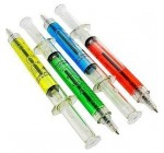 60 Syringe Pens w/ Counter Display 4 Colors