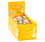 Lindt Lindor Truffles White Chocolate, 120-Count Box