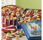 The Swiss Colony Old-Fashioned Christmas Candy 1-2-lbs. 2-lbs.