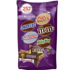 Mars Fun Size Mix Variety Stand-up Pouch, 101.9-Ounce