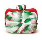 Candy Store Silicone Coin Purse – Candy Cane