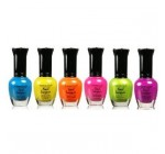 Kleancolor Candy Bar – Neon Nail Lacquer Collection