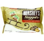 Hershey's Christmas Special Dark with Almond Nuggets Bag, 10-Ounce
