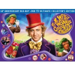 Willy Wonka & the Chocolate Factory (Three-Disc 40th Anniversary Collector's Edition Blu-ray/DVD Combo)