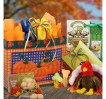 Thankful for Each Other Dog and Owner Gift Basket
