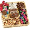 Broadway Basketeers Deluxe Chocolate and Nut Collection Gift Basket