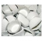 #4 White Glassine Paper Candy Cup Cups 250 Count