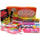 1970's Retro Candy Gift Box-Decade Box Gift Basket – Classic 70's Candy